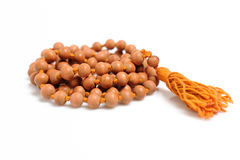 Free Traditional Indian Rosary For Meditation - Mala Stock Photography - 16650372