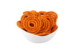Traditional indian snack Stock Images