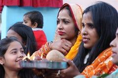 Traditional Indian wedding Stock Photography
