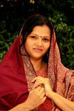 Traditional Indian Woman Royalty Free Stock Photos