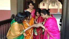 Traditional Indian woman-2 stock photos