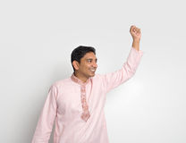 Traditional Indian young man Royalty Free Stock Photo