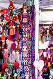 Traditional indigenous handcrafts in Oaxaca Mexico. Oaxaca, Oaxaca / Mexico - 21/7/2018: Traditional indigenous handcrafts of Oaxaca Mexico stock photo