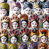 Traditional Indonesian (Balinese) Royalty Free Stock Photos