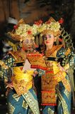 Traditional Indonesian dance Royalty Free Stock Images