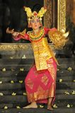 Traditional Indonesian dance Royalty Free Stock Image