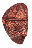 Traditional indonesian mask Stock Image