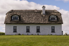 Traditional Irish Cottage House Royalty Free Stock Photos