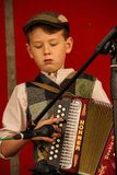 Traditional irish music festival. Ardara. county Donegal. Ireland royalty free stock image