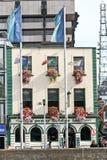 Traditional Irish Pub, Dublin, Ireland Royalty Free Stock Photos