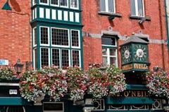Traditional Irish Pub, Dublin, Ireland Royalty Free Stock Photo