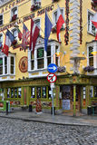 Irish Pub - Temple bar - Dublin - Ireland Royalty Free Stock Photo