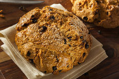 Traditional Irish Soda Bread Stock Image