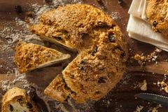 Traditional Irish Soda Bread Stock Photo