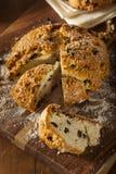 Traditional Irish Soda Bread Stock Photography