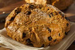 Traditional Irish Soda Bread Stock Photography