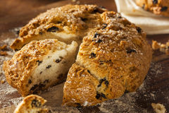 Traditional Irish Soda Bread Royalty Free Stock Photography