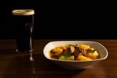 Traditional Irish Stew Royalty Free Stock Image