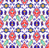 Traditional Islamic flower Pattern Stock Photos