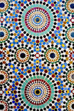 Traditional Islamic mosaic Stock Photos