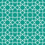 Traditional islamic ornament. Moroccan stars seamless pattern. Traditional islamic ornament Royalty Free Stock Photos