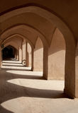 Traditional Islamic Pathway Stock Images