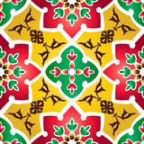 Traditional Islamic Pattern Stock Photography