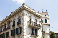 Traditional Italian architecture Stock Photos