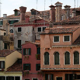 Traditional Italian Archtecture Royalty Free Stock Photos