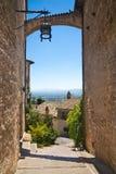 Traditional Italian city Royalty Free Stock Photo