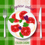 Traditional Italian cuisine. Stock Photography