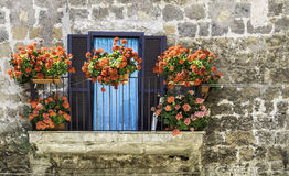 Traditional Italian homes Stock Images