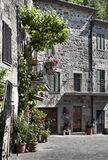 Traditional Italian house royalty free stock photo