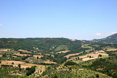 Traditional italian landscape Royalty Free Stock Photography