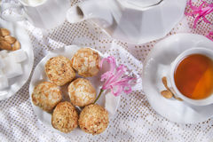 Traditional Italian Pastries Stock Image
