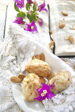 Traditional Italian Pastries Royalty Free Stock Image