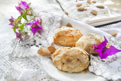 Traditional Italian Pastries Stock Image