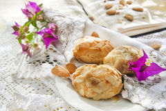 Traditional Italian Pastries Royalty Free Stock Images