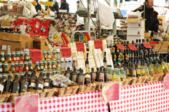 Traditional italian products Royalty Free Stock Photography