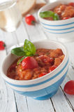 Traditional italian soup Stock Images