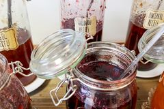 Traditional Jam Stock Images