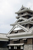 A traditional Japanese castle. Stock Photos
