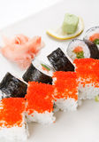 Traditional Japanese food Royalty Free Stock Images