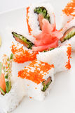 Traditional Japanese food Royalty Free Stock Photography