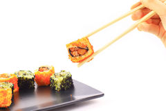 Traditional japanese food, Stock Photos
