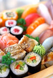 Traditional Japanese Food Stock Photography