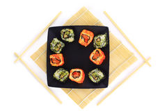 Free Traditional Japanese Food, Sushi Royalty Free Stock Photography - 22316217