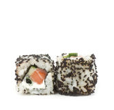 Traditional Japanese food Sushi Royalty Free Stock Images