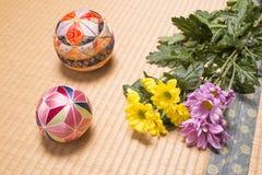 Traditional japanese handballs Royalty Free Stock Image