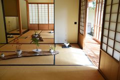 Free Traditional Japanese House Stock Images - 162979254